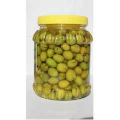 Lohan Crushed Green Olive, Net 1.2 kg