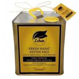 Extra Virgin Olive Oil 3000 ml.