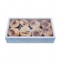 Organic sun dried figs 300 gr.
