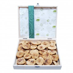 Organic sun dried figs 800 gr.