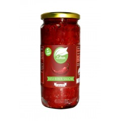 HOT PEPPER SAUCE 500 gr