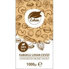 Lohan Region Organic Walnut , 1000 gr