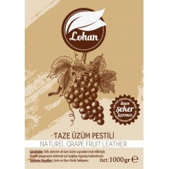 Grape Fruit Leather,  %100 naturel , no sugar,  drysun, 1000 gr