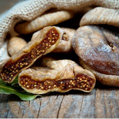 Organic sun dried figs 500 gr.
